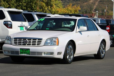 Used Cadillac DeVille DTS