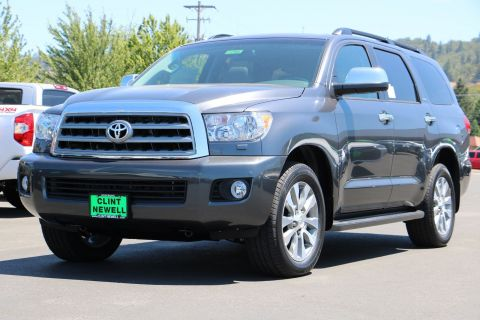 New Toyota Sequoia Limited