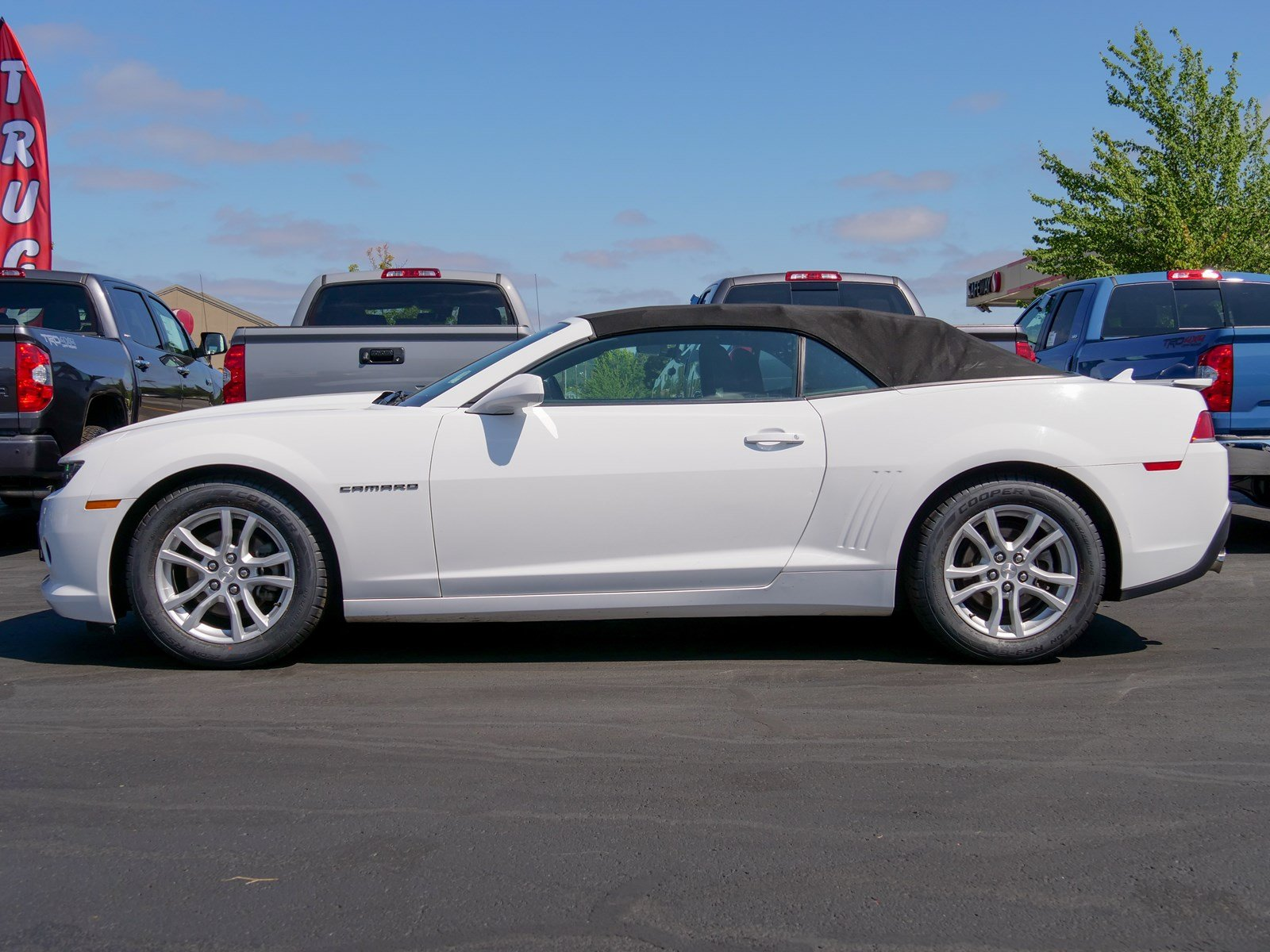 Pre Owned 2015 Chevrolet Camaro LT Convertible in Roseburg G C