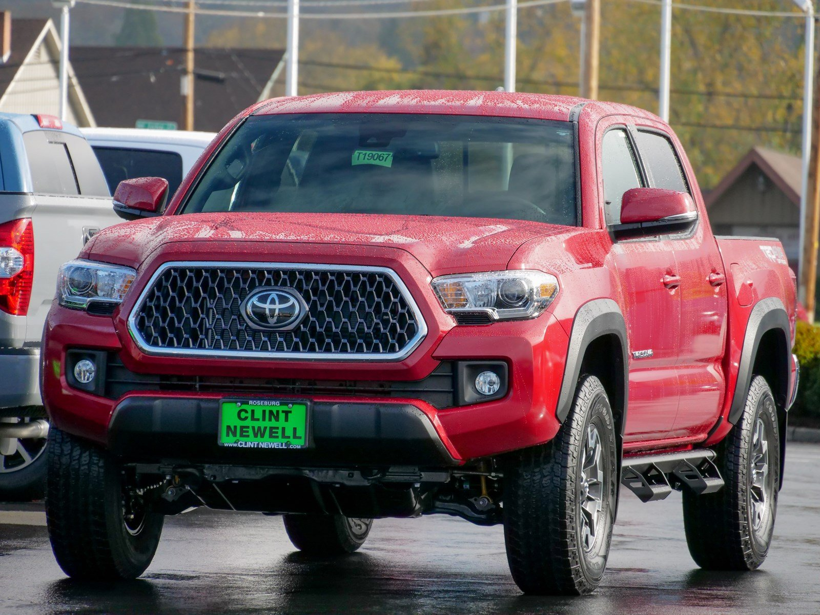 New 2019 Toyota Tacoma Trd Off Road Double Cab In Roseburg T19067