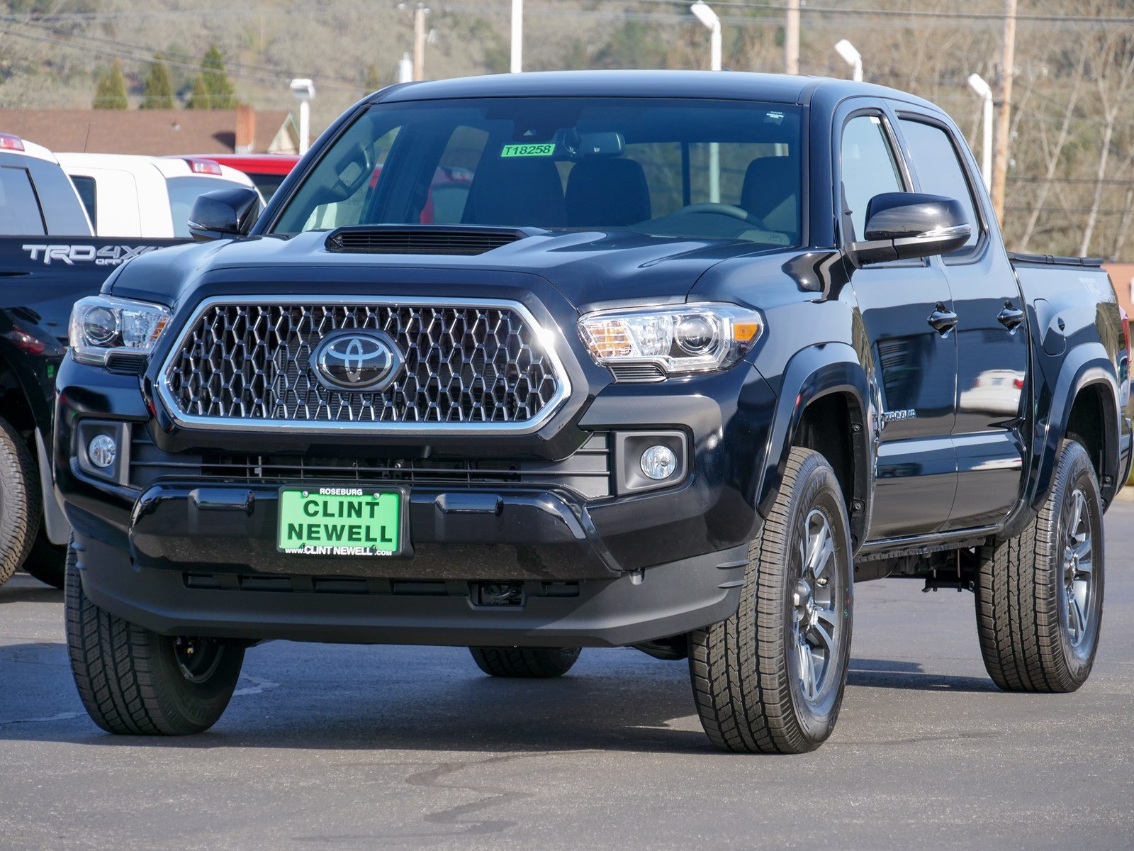 toyota boston new trd inventory double in tacoma cab sport