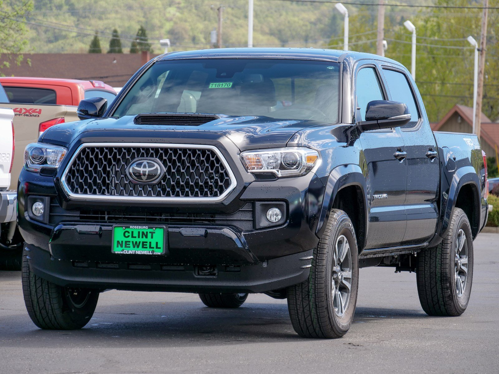 used toyota tacoma sale truck banner lifted sport for trd