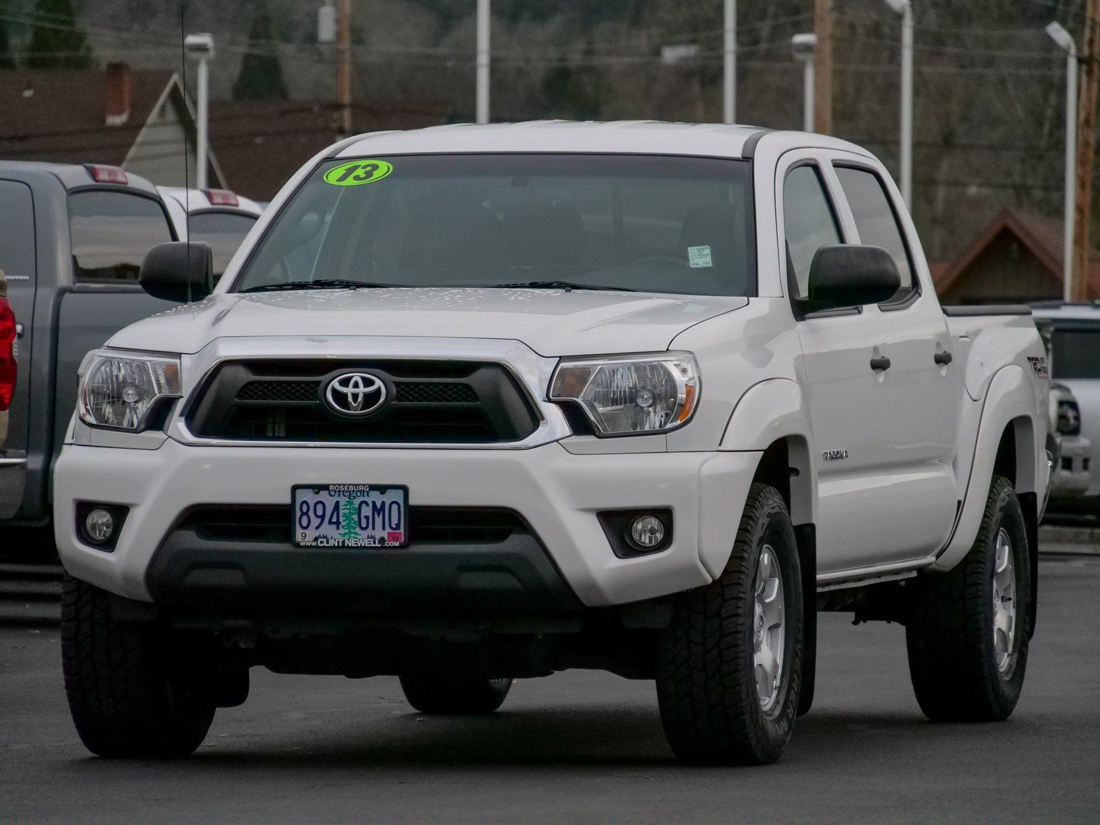 Certified Pre-Owned 2013 Toyota Tacoma STD