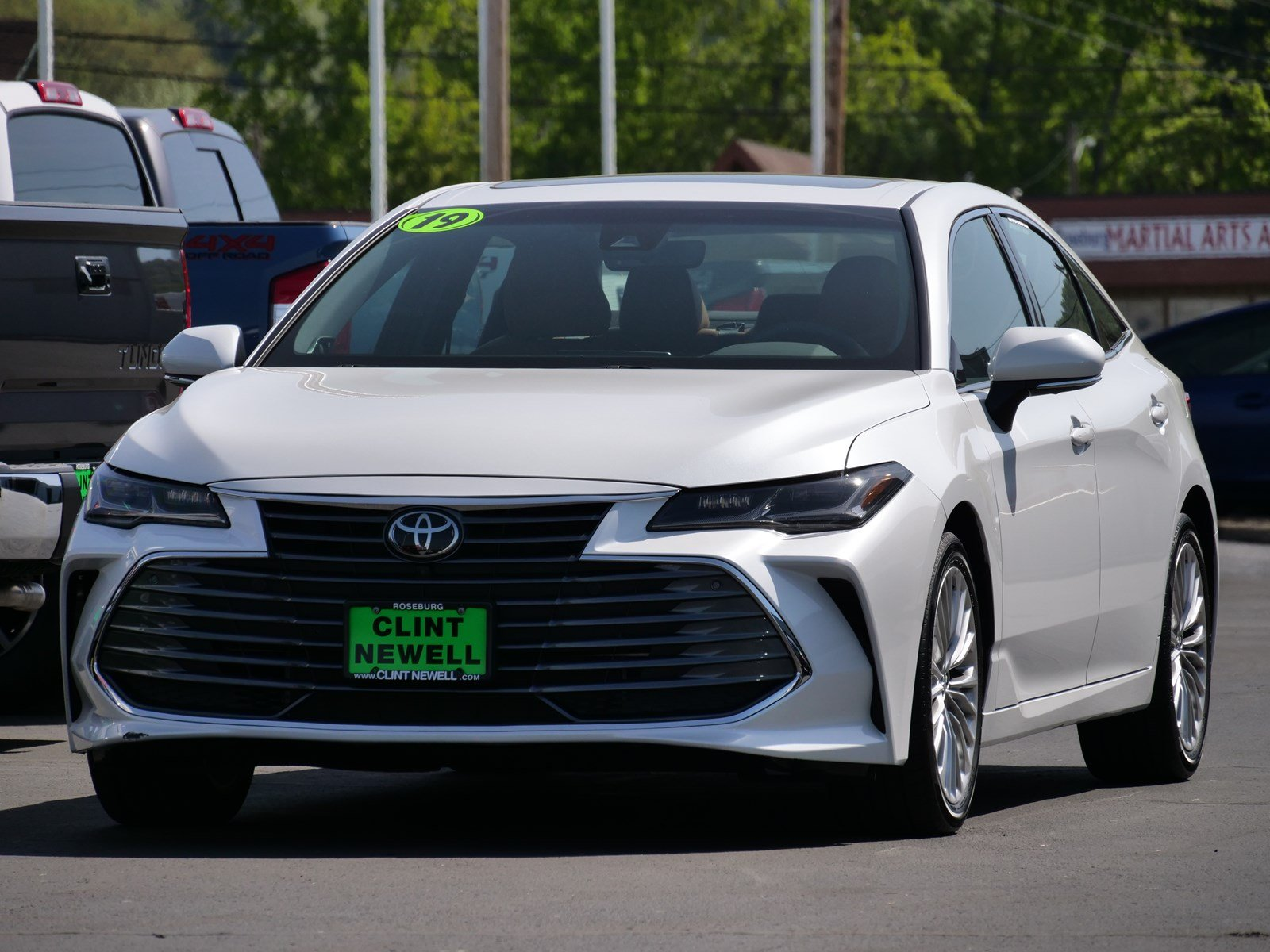 Certified Pre-Owned 2019 Toyota Avalon LTD