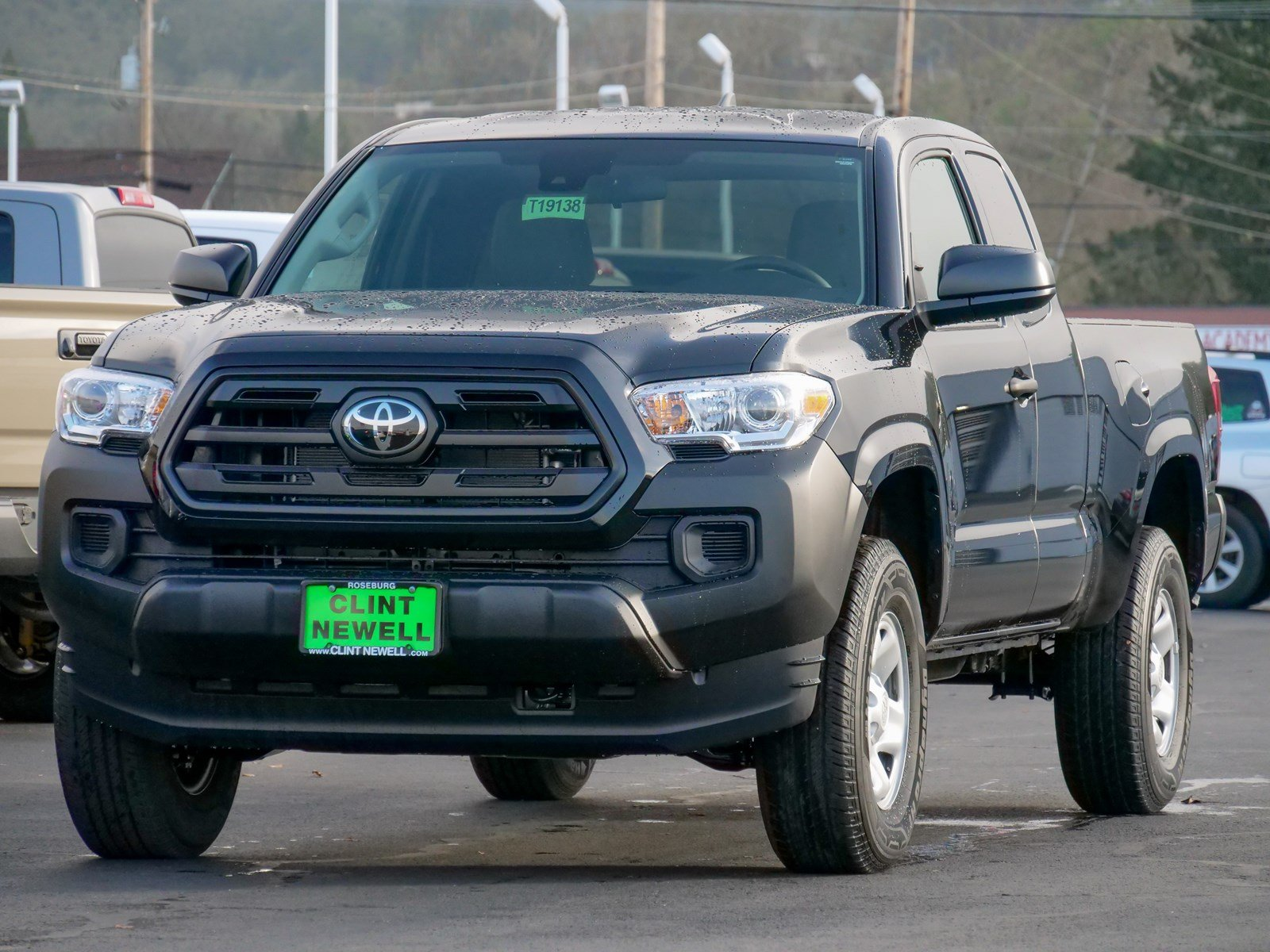 New 2019 Toyota Tacoma Sr Access Cab In Roseburg T19138 Clint
