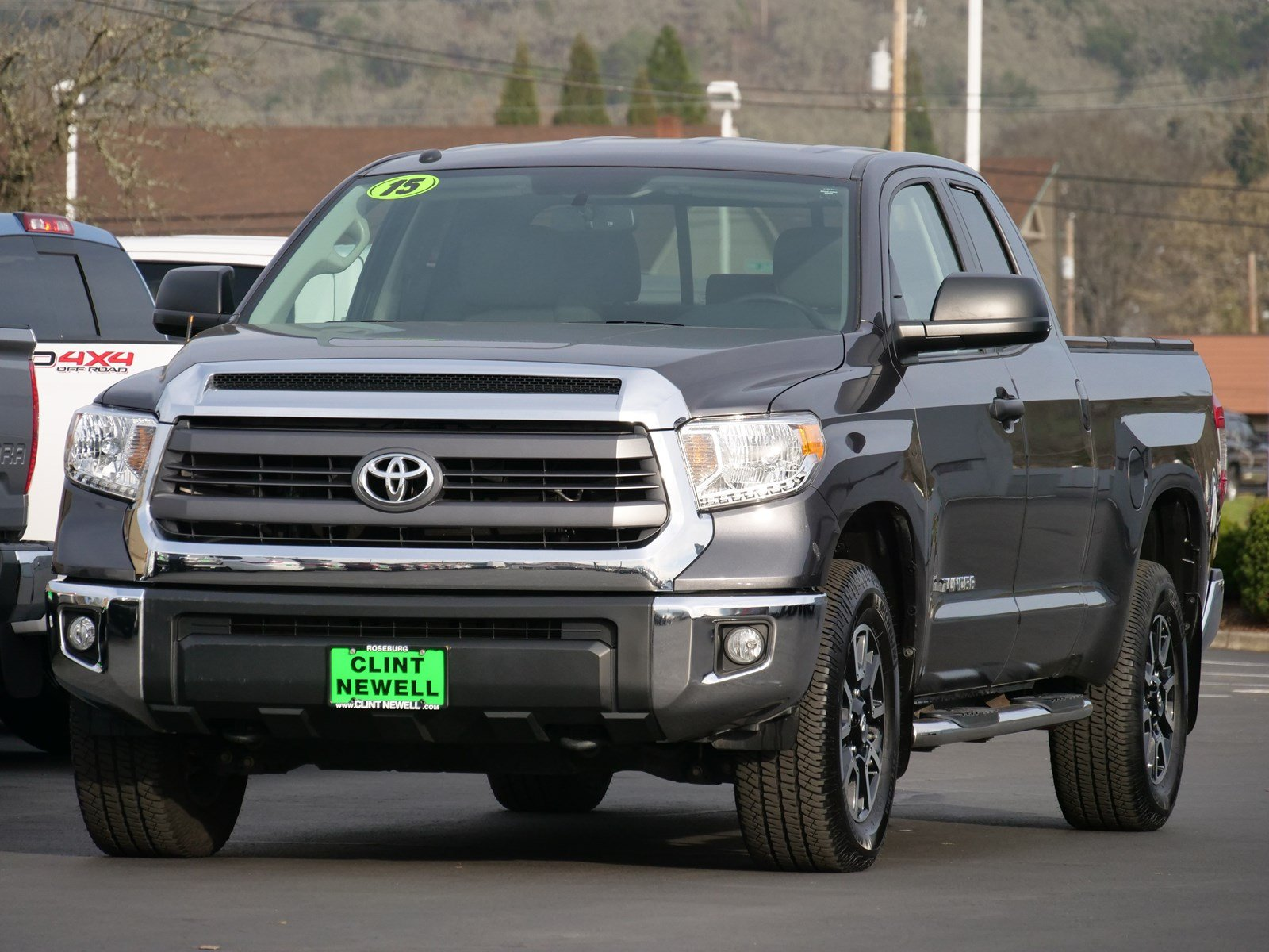 Certified Pre-Owned 2015 Toyota Tundra SR5