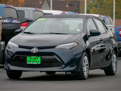 Certified Pre-Owned 2017 Toyota Corolla