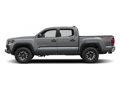 New 2018 Toyota Tacoma TRD Off Road