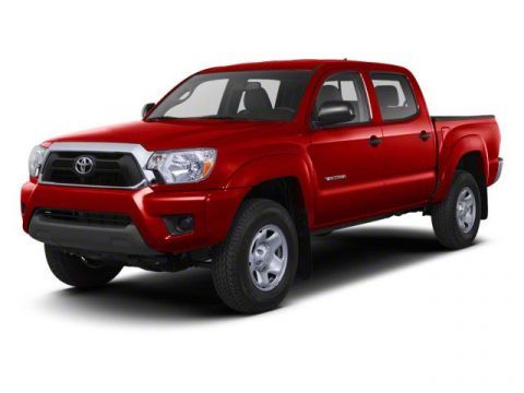 Certified Pre-Owned 2013 Toyota Tacoma DOUBCAB