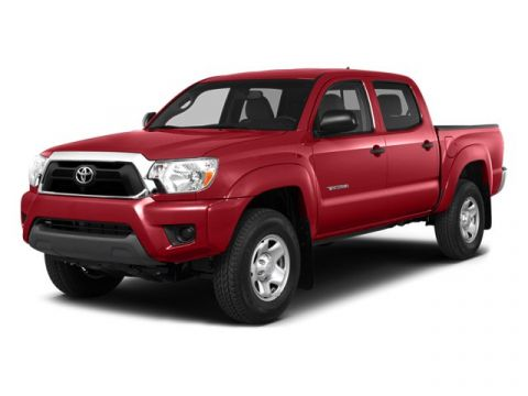 Pre-Owned 2014 Toyota Tacoma DOUBCAB