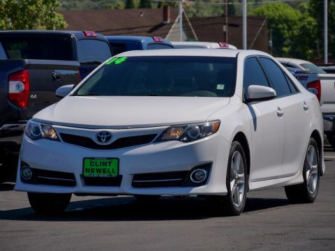 Certified Pre-Owned 2014 Toyota Camry