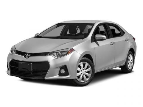 Certified Pre-Owned 2015 Toyota Corolla
