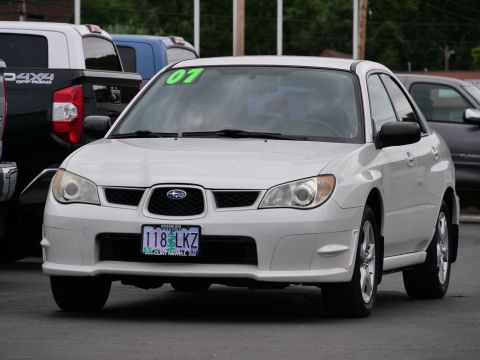 Pre-Owned 2007 Subaru Impreza Sedan i