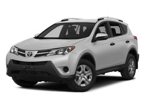 New 2015 Toyota RAV4 Limited